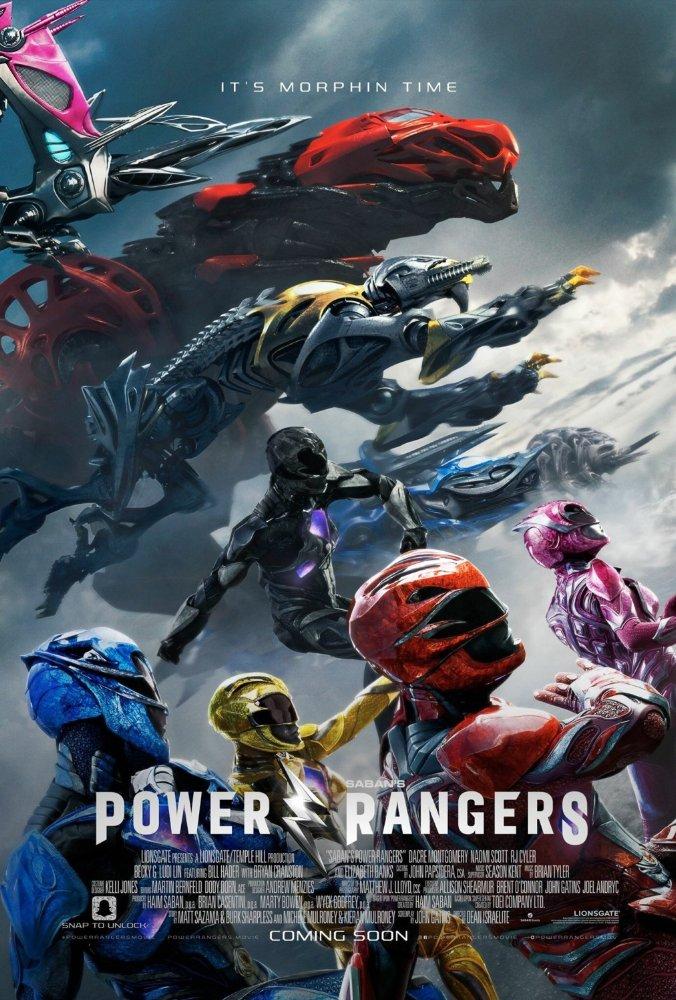 5 Anh Em Siêu Nhân 2017–Tinh xảo nhưng chưa xứng tầm. Poster hoành tráng  của Power Rangers năm 2017, bộ phim được thực hiện bởi đạo diễn Dean  Israelite, ...